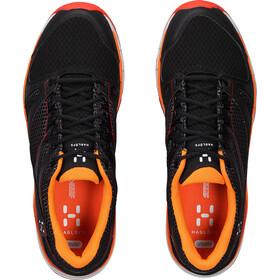 Haglöfs Observe GT Surround Shoes Herr true black/habanero